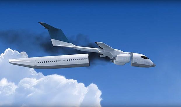 Uçak kazalarındaki can kayıpları tarih olacak! galerisi resim 1