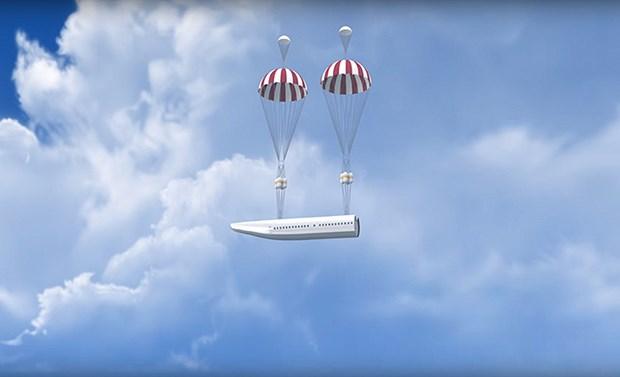 Uçak kazalarındaki can kayıpları tarih olacak! galerisi resim 2