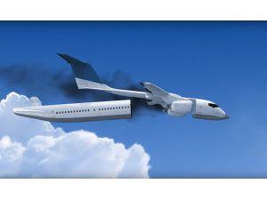 Uçak kazalarındaki can kayıpları tarih olacak!