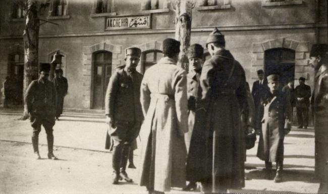 Atatürk ve Büyük Taarruz'un bilinmeyen fotoğrafları galerisi resim 2