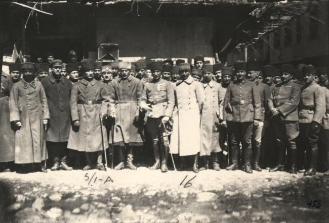 Atatürk ve Büyük Taarruz'un bilinmeyen fotoğrafları galerisi resim 3