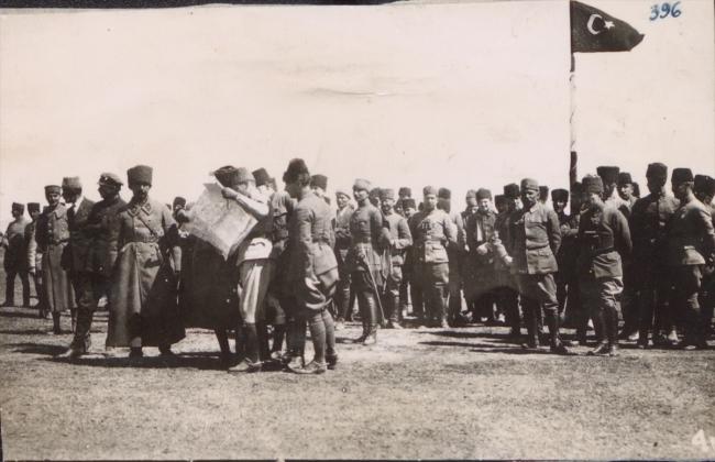 Atatürk ve Büyük Taarruz'un bilinmeyen fotoğrafları galerisi resim 4