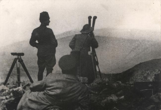 Atatürk ve Büyük Taarruz'un bilinmeyen fotoğrafları galerisi resim 5