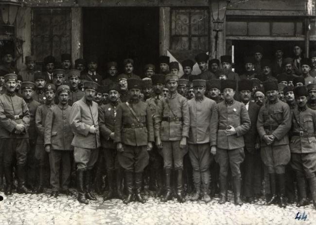 Atatürk ve Büyük Taarruz'un bilinmeyen fotoğrafları galerisi resim 8