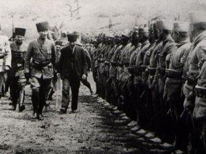 Atatürk ve Büyük Taarruz'un bilinmeyen fotoğrafları