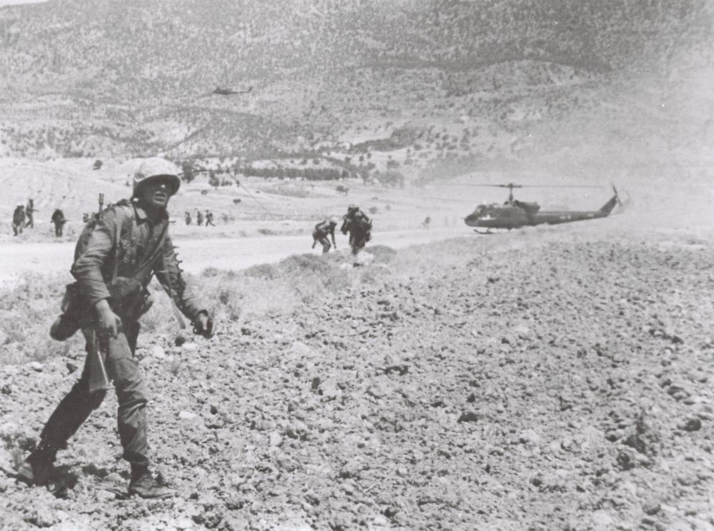 MSB'den Kıbrıs Barış Harekatı'nın tarihi fotoğrafları galerisi resim 3