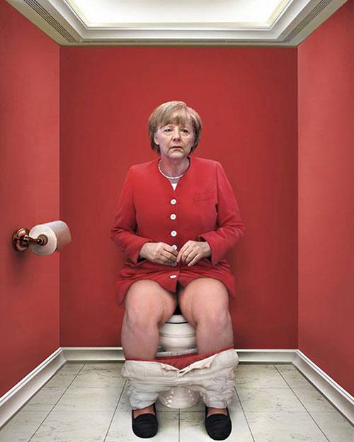 Liderlerin tuvalet halleri galerisi resim 2