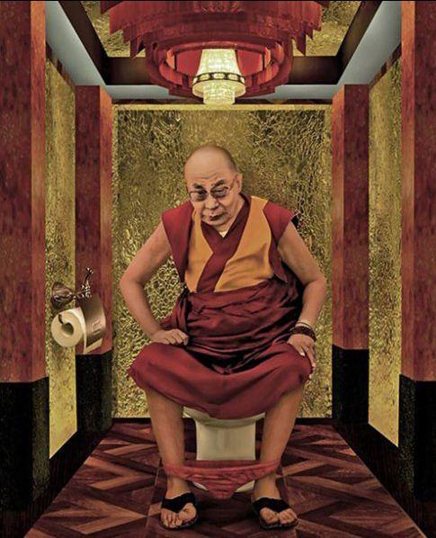 Liderlerin tuvalet halleri galerisi resim 4