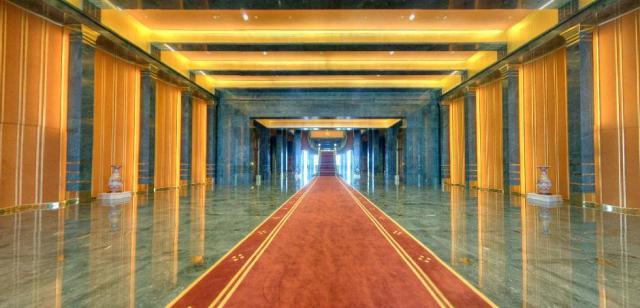 Cumhurbaşkanlığı Sarayı sanal tura açıldı galerisi resim 6