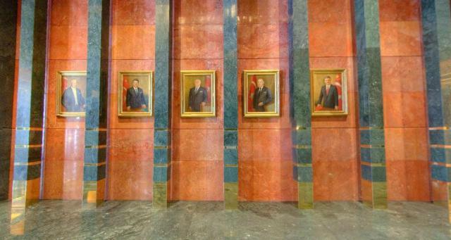 Cumhurbaşkanlığı Sarayı sanal tura açıldı galerisi resim 7