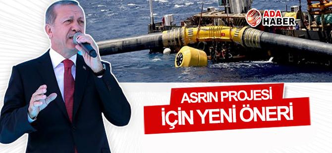 """Erdoğan'dan """"Asrın Projesi"""" için YENİ ÖNERİ!"""