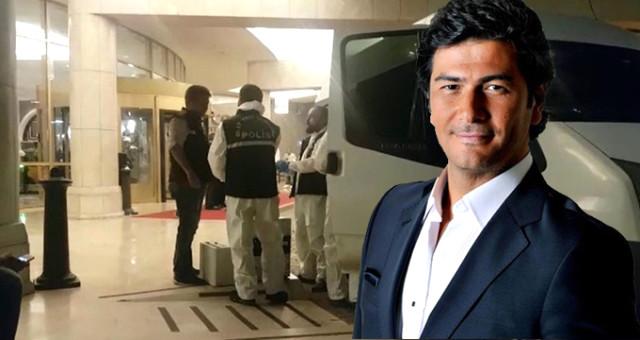 Vatan Şaşmaz'ın öldürüldüğü otelde neler oldu?