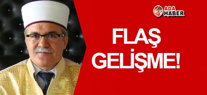 Talip Atalay hakkında flaş karar