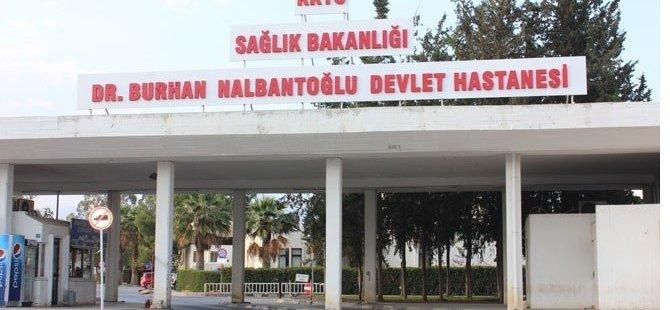 Nalbantoğlu Devlet Hastanesi'nde iki kişi karantinaya alındı