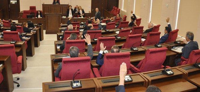 Meclis'te T izinleri konuşuldu