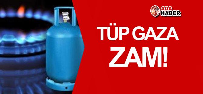 Tüp gaza ZAM!