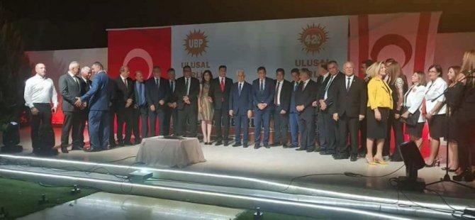 """""""UBP, 'yatırımların tamamını yapan' TEK PARTİDİR!"""""""
