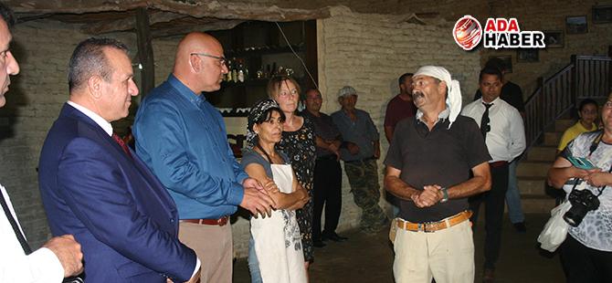 """Nitovikla'da """"Kıbrıs Mutfağını ve Kültürünü Öğreniyorum"""" projesi"""