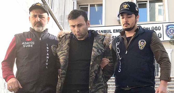 Tecavüzcü Kıbrıs'a kaçmaya çalıştı!