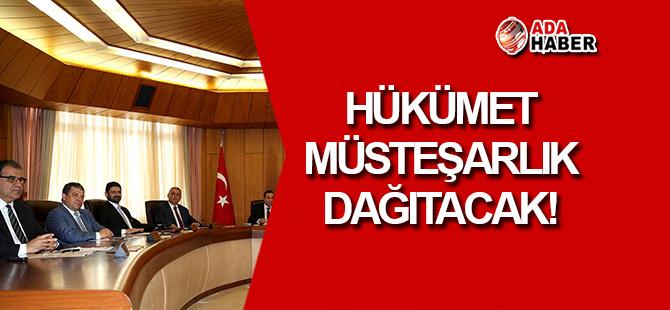 Hükümet müsteşarlık dağıtacak!