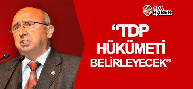 Özyiğit: TDP, hükümeti belirleyen parti olacak!