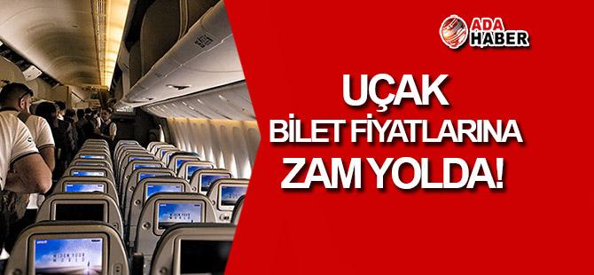 Uçak bilet fiyatlarına ZAM yolda!