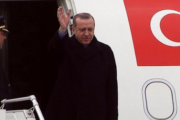 65 yıl sonra bir ilk: Erdoğan Yunanistan'da