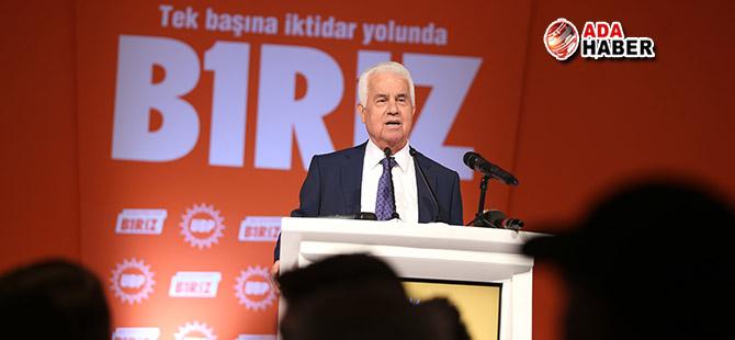 """Eroğlu: """"UBP İktidar olmak mecburiyetindedir"""""""