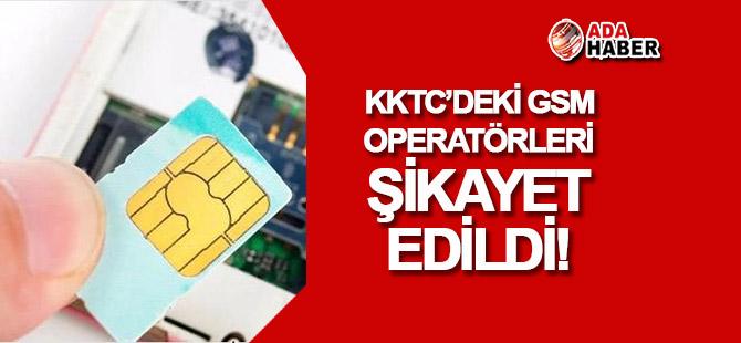 KKTC'deki GSM operatörleri AB'ye şikayet edildi!