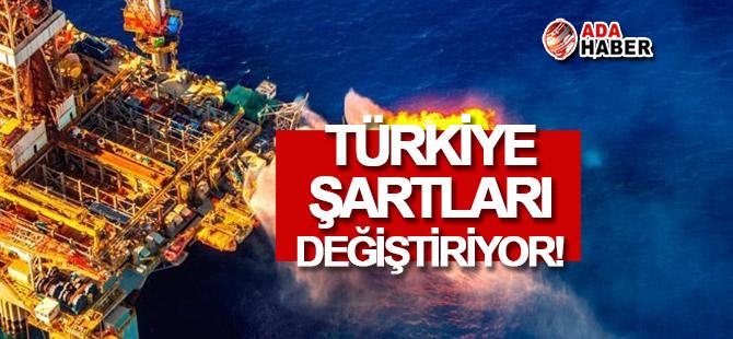 Türkiye Kıbrıs sorununda şartları değiştiriyor!