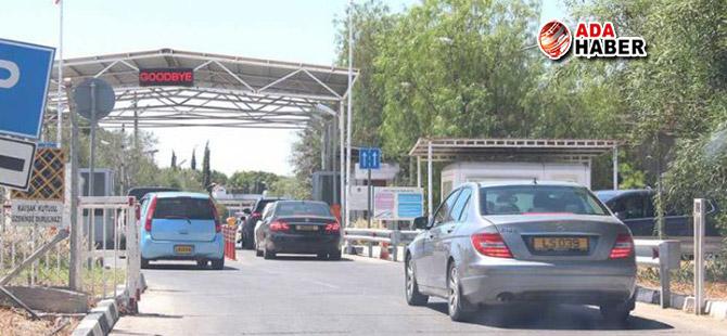 Güney Kıbrıs'tan sınır kapısı açıklaması