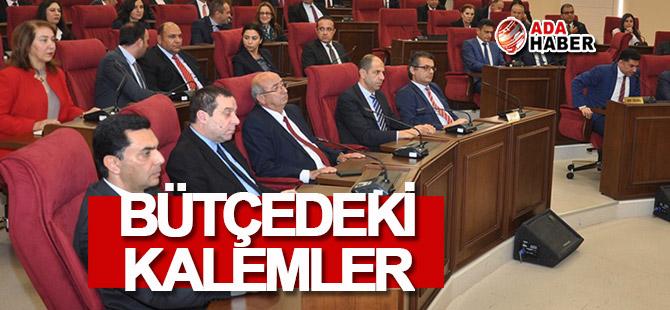 2018 Bütçesi Meclis'te