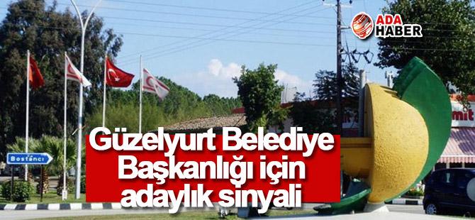 Güzelyurt Belediye Başkanlığı için adaylık sinyali