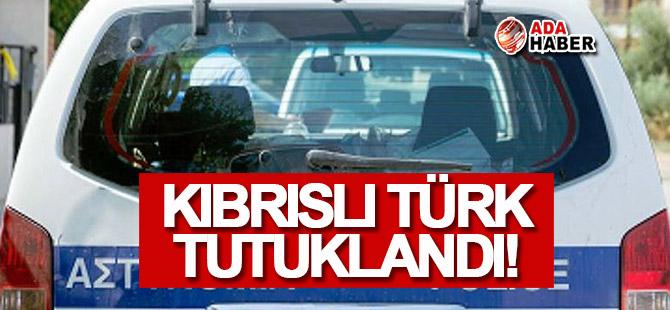Kıbrıslı Türk uyuşturucudan tutuklandı!
