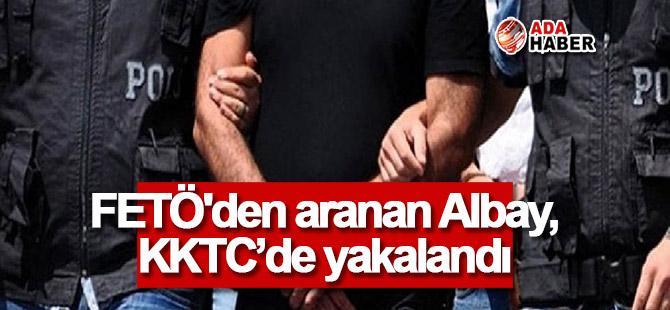 FETÖ'den aranan Albay, KKTC'de yakalandı