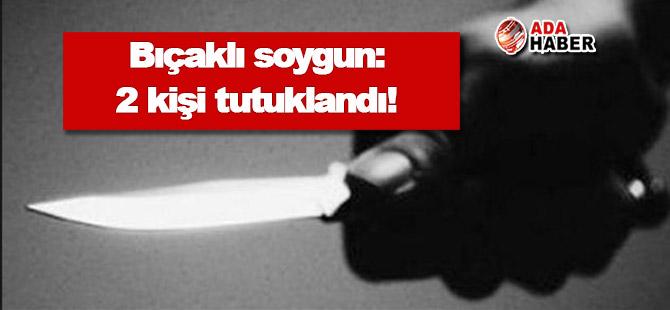 Lefkoşa'da bıçaklı soygun!