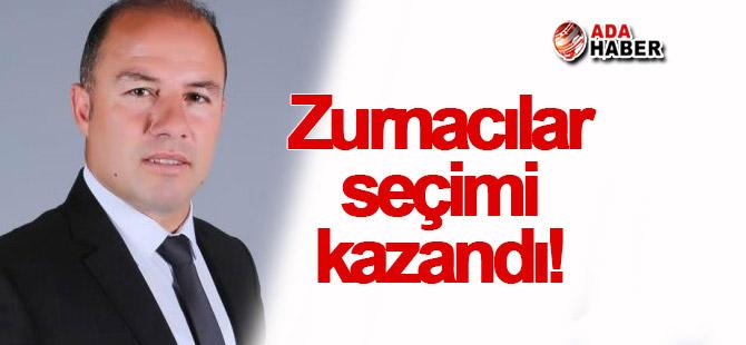 Yeni Boğaziçi'nde Mustafa Zurnacılar seçildi