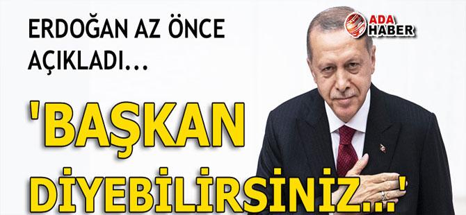 Tarihi an! Erdoğan yemin etti, yeni sistem başladı