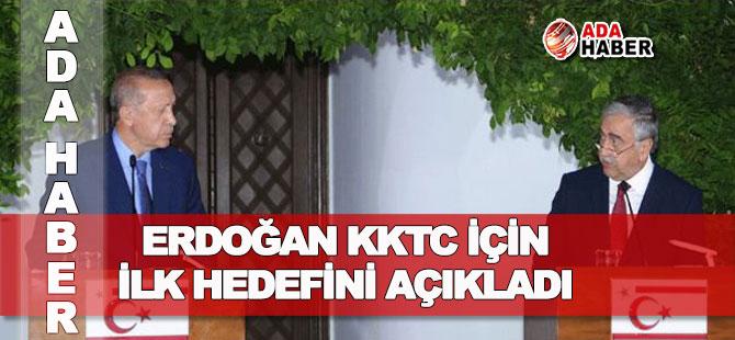 Erdoğan: KKTC'yi bir çekim merkezine dönüştüreceğiz