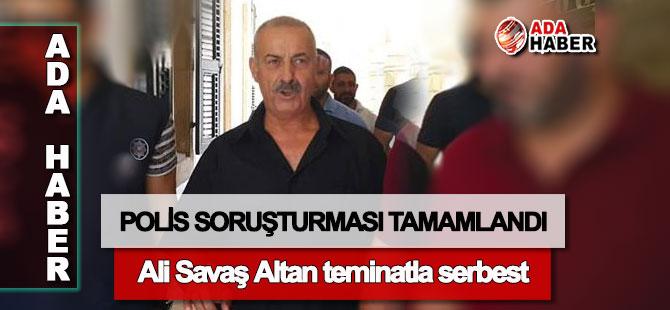 Polis Başmüfettişi Ali Savaş Altan hakkındaki soruşturma tamamlandı