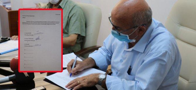TDP güvensizlik önergesiyle ilgili imza sürecini başlattı