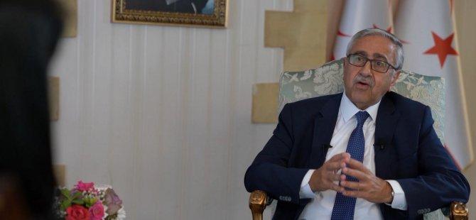 Mustafa Akıncı'dan tartışma çıkaracak yeni açıklama