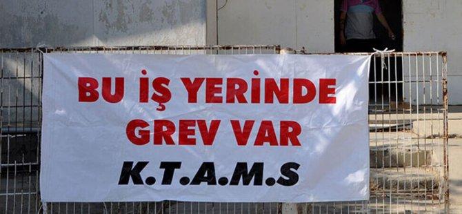 KTAMS, Kamuda Rotasyon Talebiyle Üç Dairede İş Bıraktı