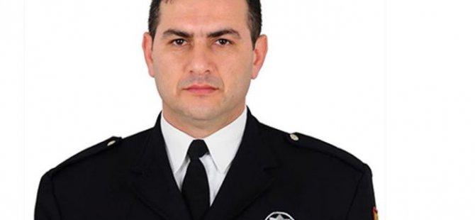 Polis memuru Murat Özen hayatını kaybetti
