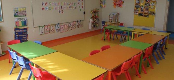 Tüm okul öncesi eğitim kurumları 1 Ekim'de hizmete başlıyor