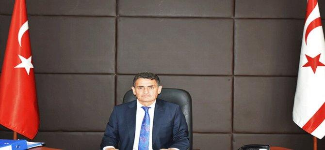 Dursun Oğuz, UBP Genel Başkanlığı'na aday