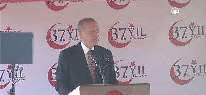 """Erdoğan: """"Diplomasi oyunlarına artık tahammülümüz kalmadı"""""""