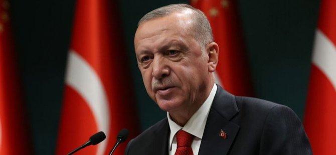 Erdoğan: Türkiye ile KKTC'yi birbirinden ayırmak isteyenlere en güzel cevabı verdik