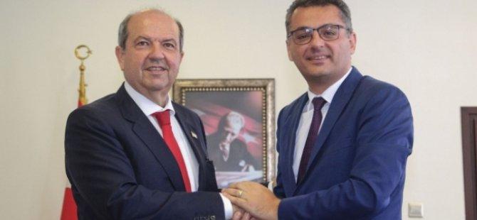 Cumhurbaşkanı Tatar hükümet kurma görevini Erhürman'a verecek
