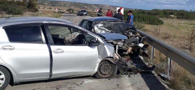 Kumyalı'da feci kaza: 1 kişi hayatını kaybetti